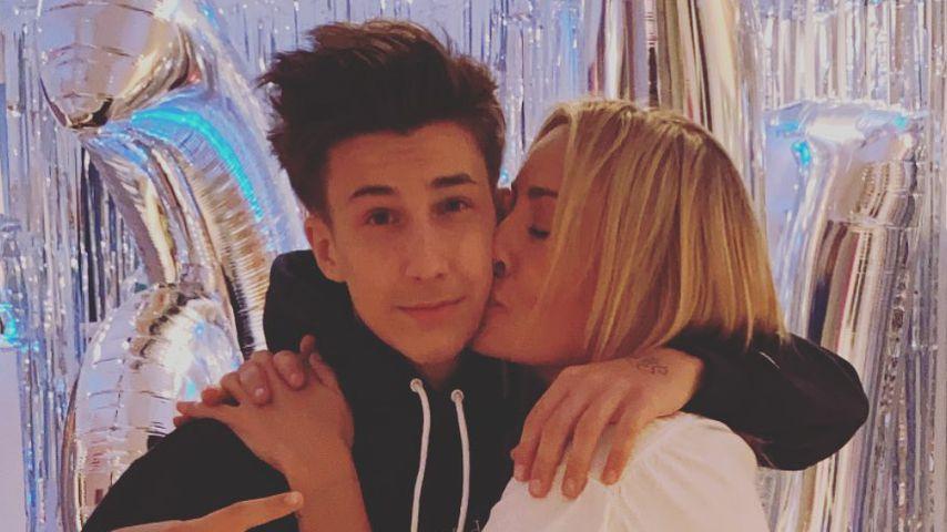 Tyler wird schon 17! Sarah Connor gratuliert Sohn im Netz