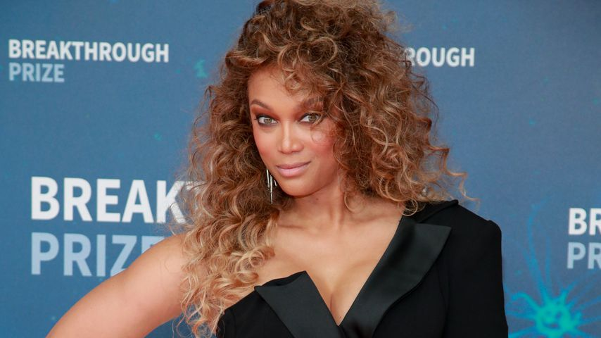 """Tyra Banks, Moderatorin von """"Dancing with the Stars"""""""