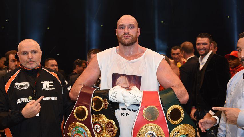 Tyson Fury über seine Depressionen: Boxer dachte an Suizid!