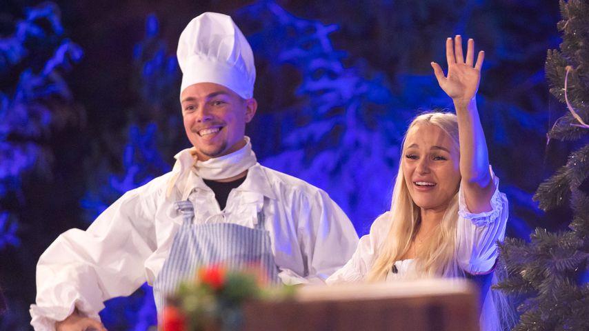"""Udo Bönstrup und Emmy Russ bei """"Promi Big Brother"""" 2020"""