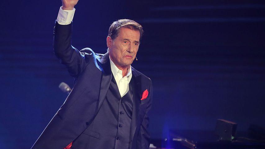 Udo Jürgens: Im Krankenhaus nicht bei Bewusstsein