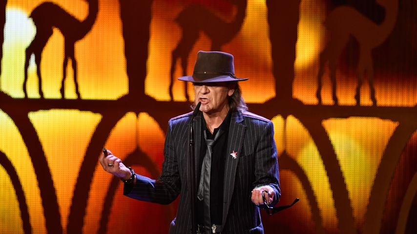 Udo Lindenberg bei den Bambi Awards 2016