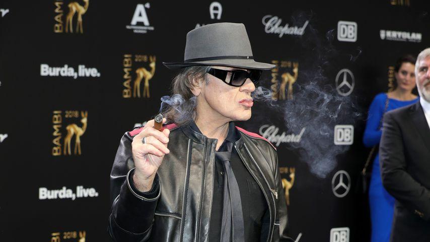 Udo Lindenberg bei der 70. Bambi-Verleihung