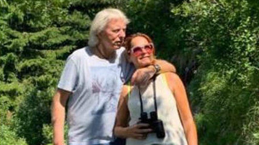 Superselten! Andrea Berg postet Pärchenbild mit ihrem Mann
