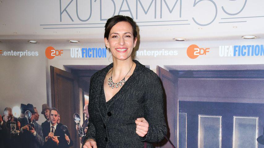 """Ulrike Frank bei der """"Ku'damm 59""""-Premiere in Berlin"""