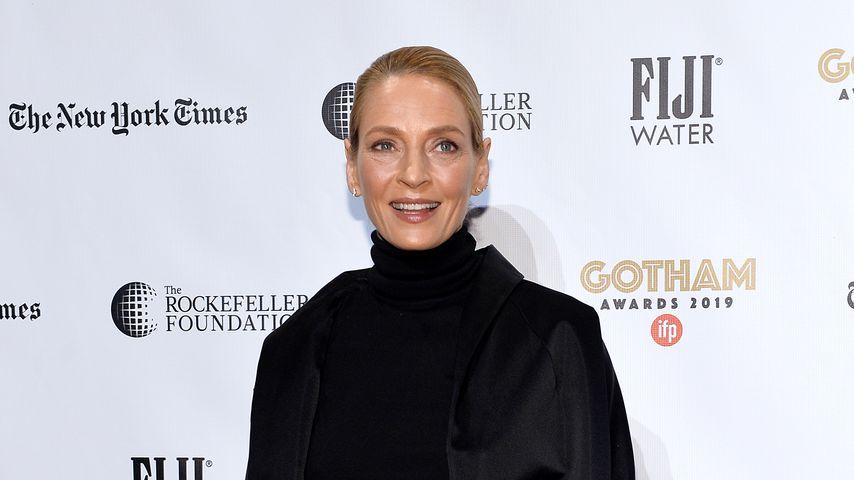 Uma Thurman bei den Gotham Independent Film Awards 2019