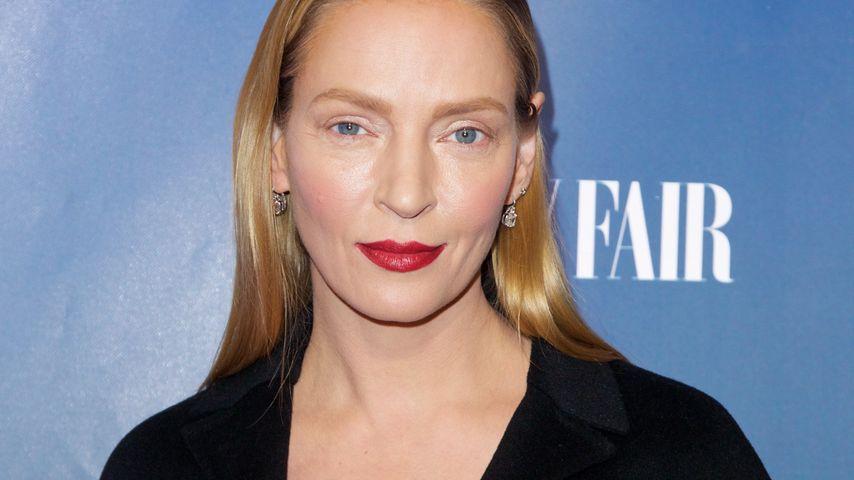 Uma Thurman, Schauspielerin
