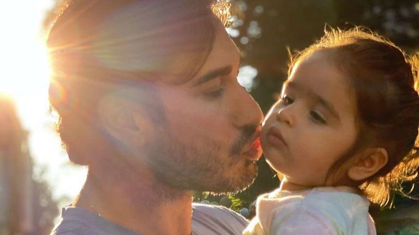 Umut Kekilli und seine Tochter