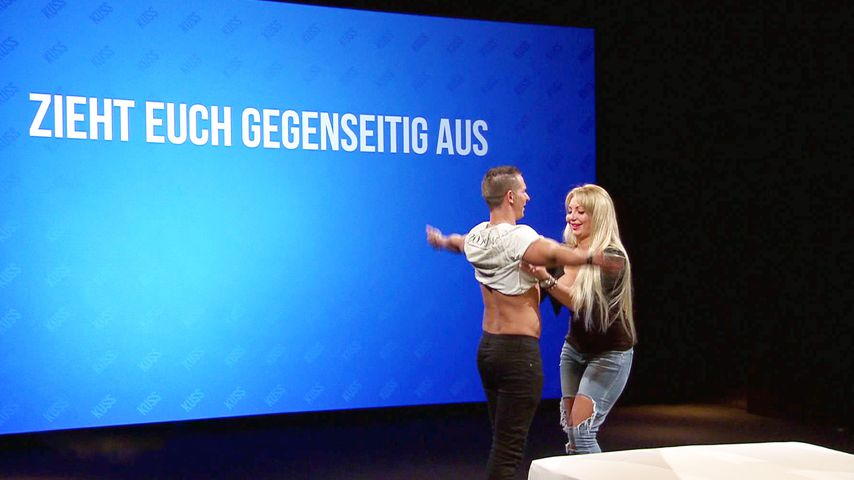 "Kandidaten bei ""UNdressed"""