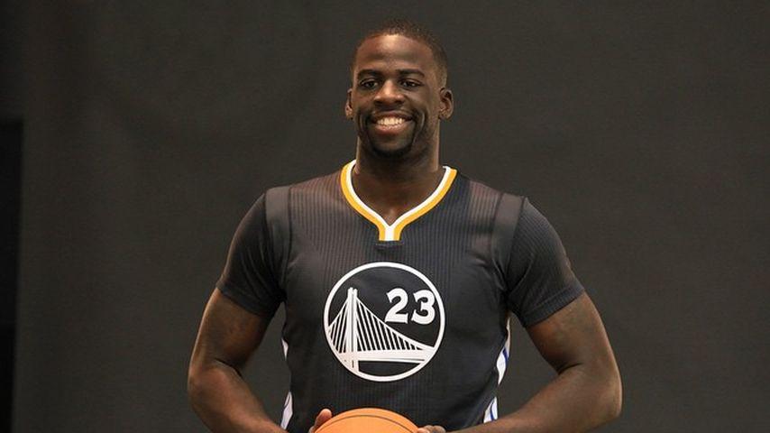 US-Basketball-Star Draymond Green