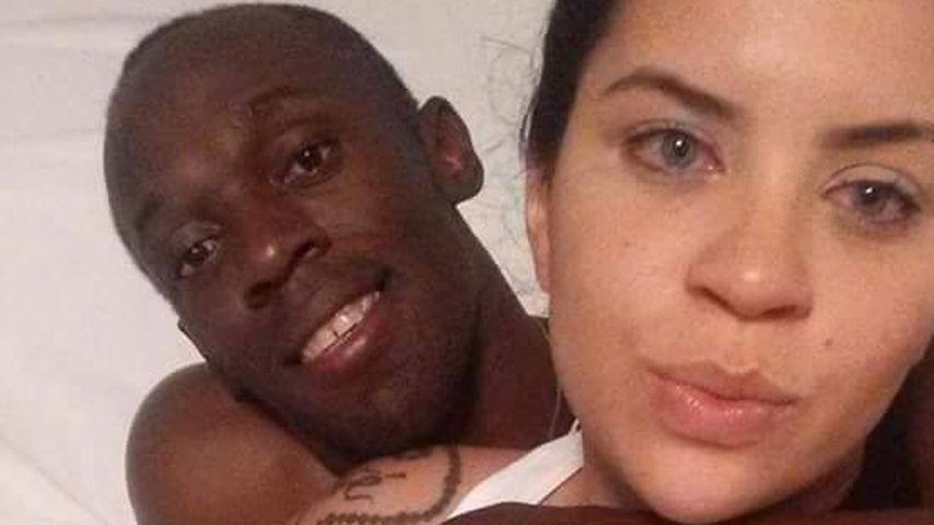 Usain Bolt und Jady Duarte