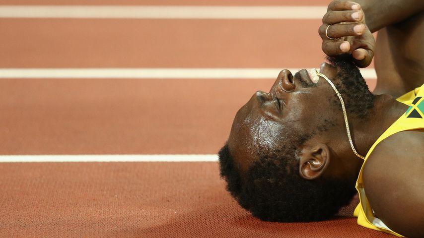 Sturz & Verletzung: Usains Bolts dramatisches Karriere-Ende!