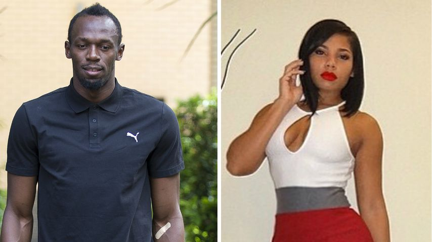 Usain Bolts Affäre: So reagiert seine Freundin Kasi Bennett