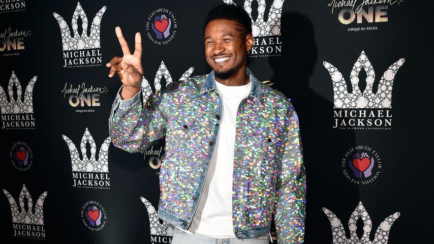 Usher im August 2018