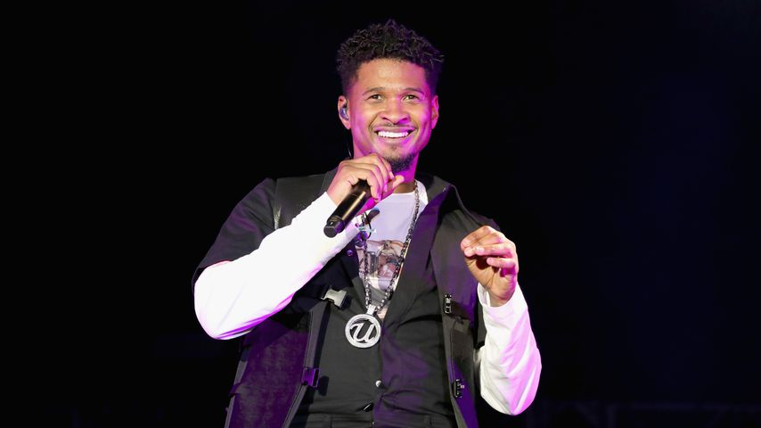 Usher im April 2019 in Virgina Beach City