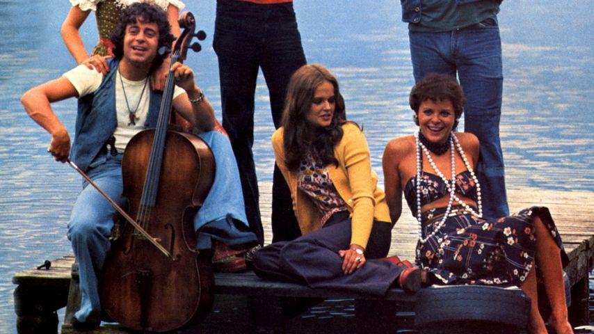 Ute Kittelberger (vorne in der Mitte)