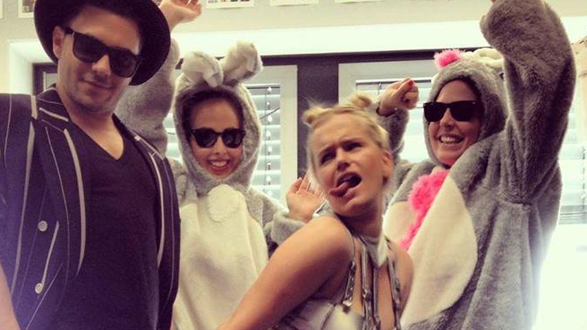 """VMA-Verarsche: """"Unter Uns""""-Stars machen auf Miley"""