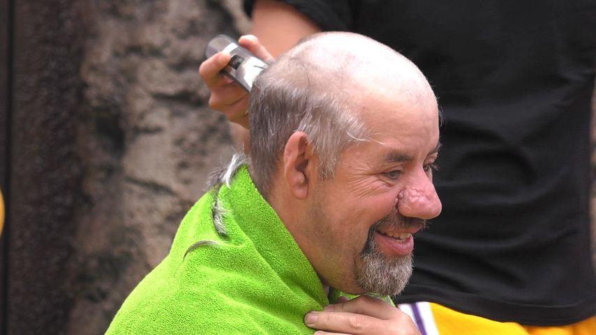 Glatzen-Finale: Auch Promi-BB-Uwe lässt sich Kopf rasieren