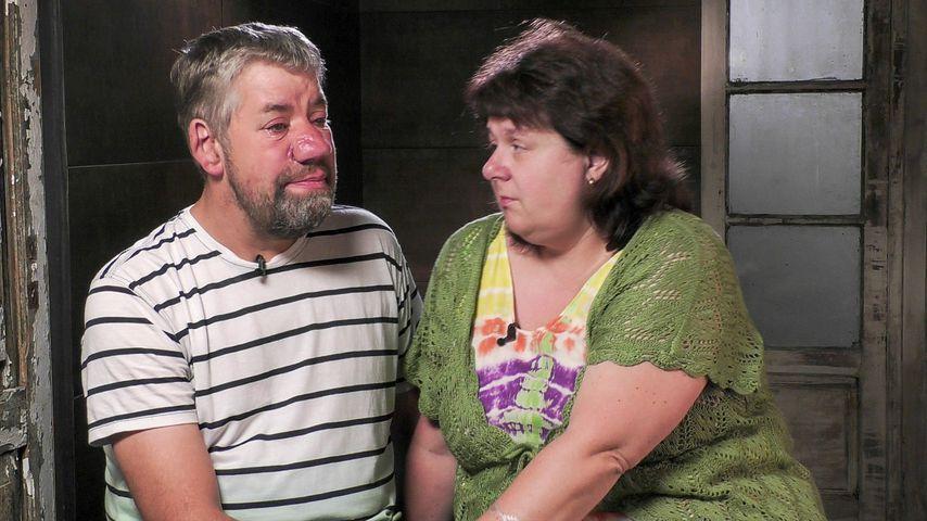 """Uwe Abel und seine Frau Iris bei """"Das Sommerhaus der Stars"""""""