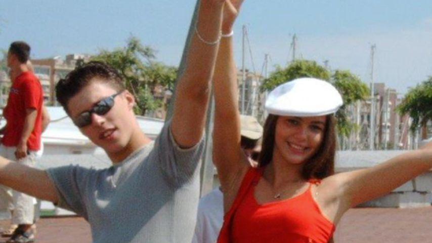Valentin Lusin und seine Ehefrau Renata