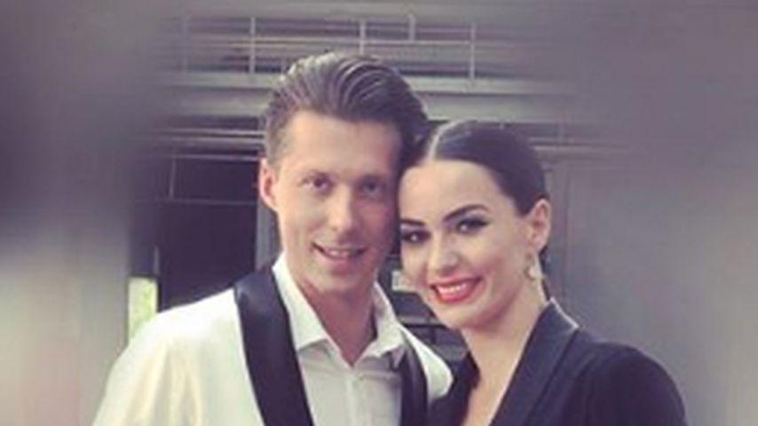 Valentin und Renata Lusin, Juni 2019