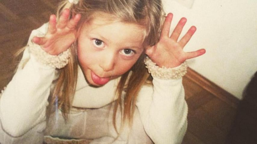 Mini-Valentina Pahde: GZSZ-Star bringt alle zum Lachen