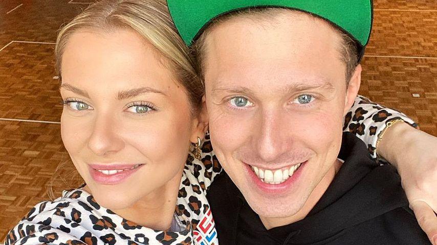 GZSZ-Star Valentina Pahde und ihr Tanzpartner Valentin Lusin