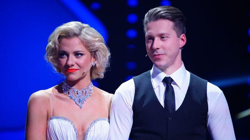 """Valentin Lusin und Valentina Pahde bei """"Let's Dance"""", 2021"""