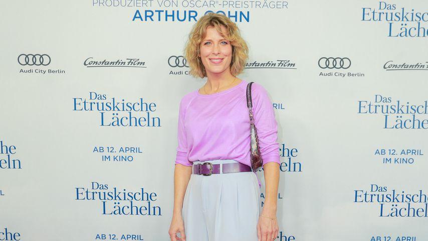 Valerie Niehaus auf einer Filmpremiere in Berlin