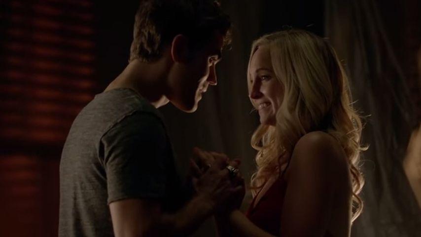 """""""Vampire Diaries""""-Stefan macht Caroline einen Antrag"""