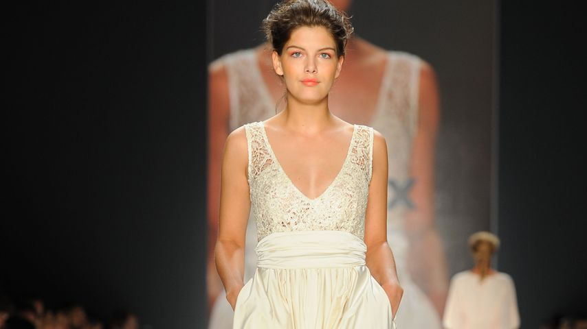 Vanessa Fuchs, Model