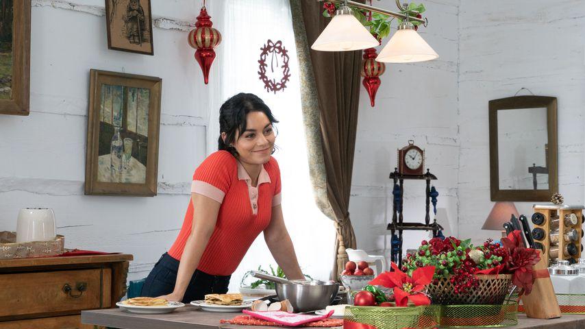 """Vanessa Hudgens im Netflix-Film """"Prinzessinnentausch"""" 2018"""
