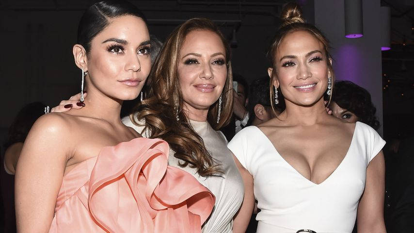 "Vanessa Hudgens, Leah Remini & Jennifer Lopez bei der Aftershow-Party der ""Manhattan Queen""-Premiere"