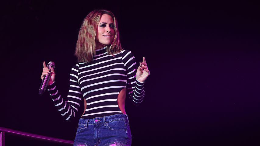 Vanessa Mai bei einem Konzert in Oberhausen