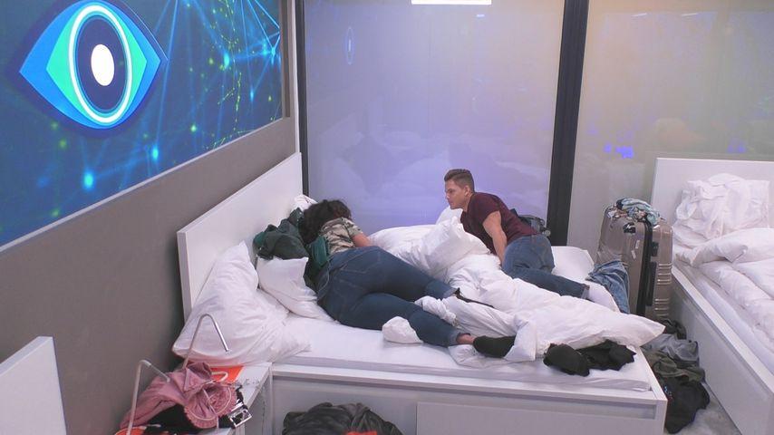 """Vanessa und Cedric an Tag 17 bei """"Big Brother"""""""