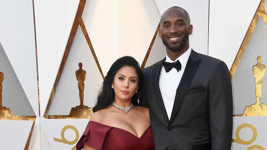 Nach Kobe Bryants Tod: Erstes Statement von seiner Witwe!