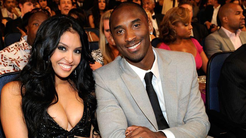 Vanessa und Kobe Bryant bei den Espy Awards in L.A. im Juli 2009