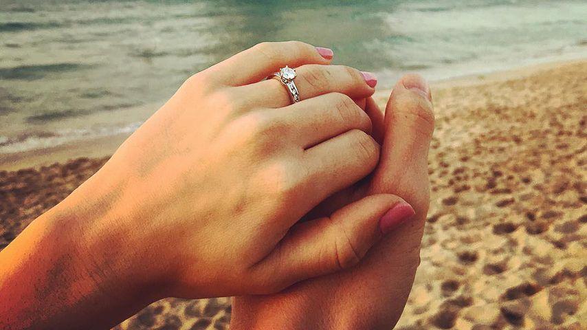Verlobungsring von Christina Dirr
