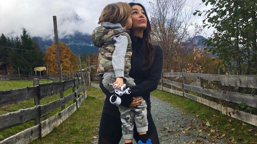 Sport für die Kids: Verona Pooth will keine Dickpo-Mama sein