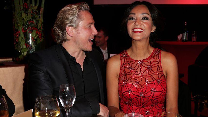 Verona Pooth mit ihrem Mann Franjo