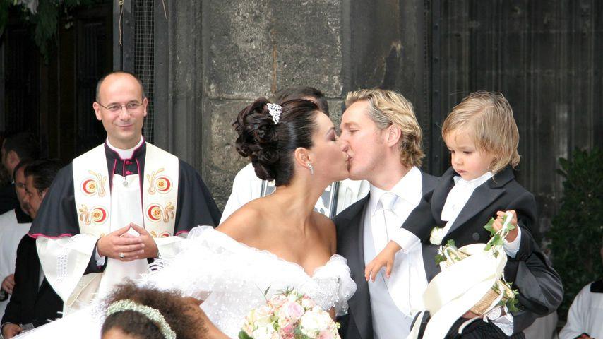 Vor 15 Jahren: Verona Pooth erinnert sich an Hochzeitstag