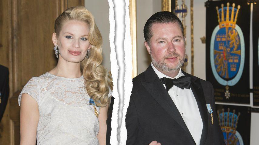 Kronprinzessin Victorias Cousin Gustaf lässt sich scheiden!
