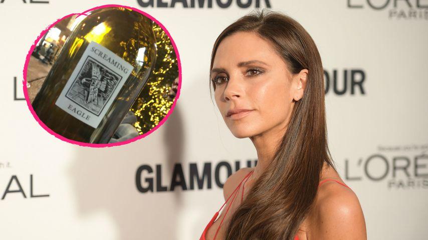 Victoria Beckham: 2.500 Pfund für eine Flasche Luxus-Wein!