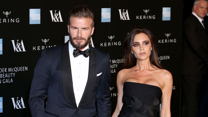 Skurril: Die Beckhams sollen die Paten vom Royal Baby werden