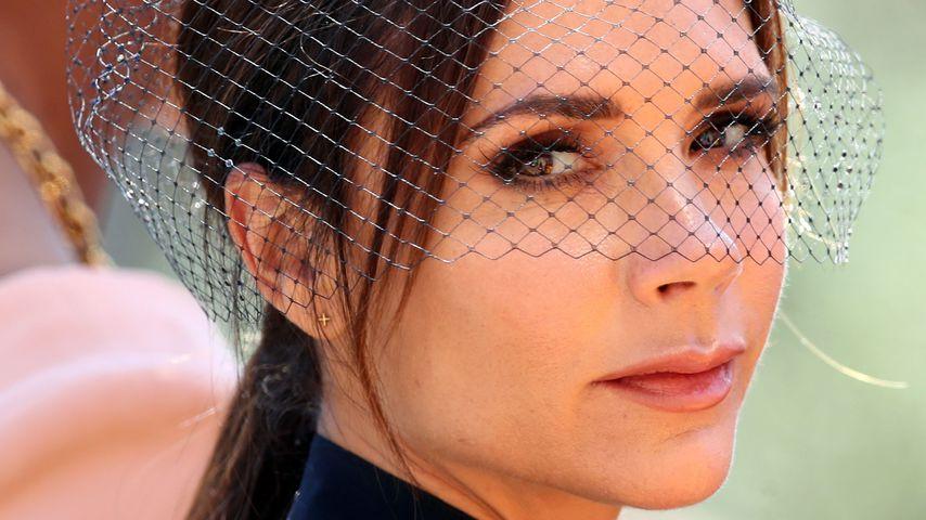 Mies drauf? Das war mit Vic Beckham bei Royal-Wedding los!