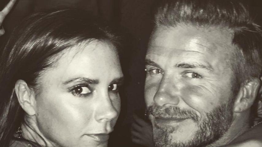 Loving you more! So sehr liebt David Beckham seine Victoria