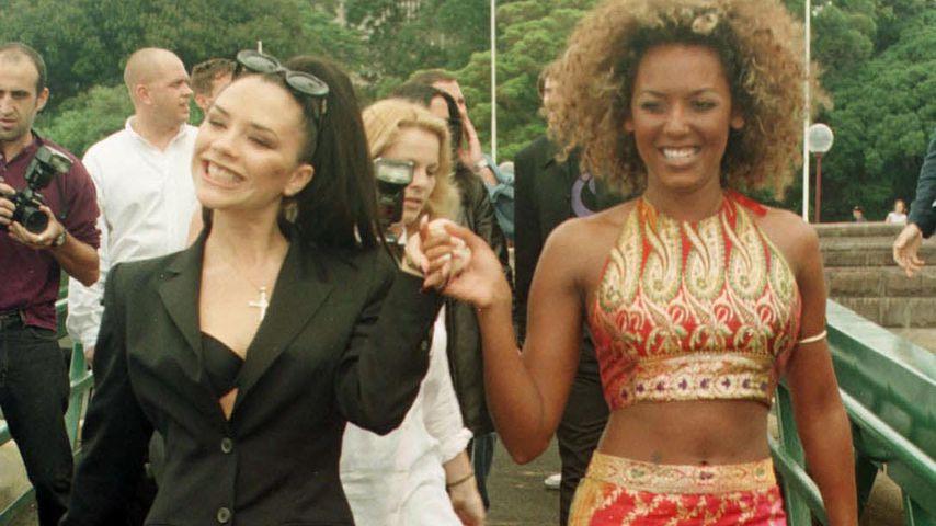 Victoria Beckham und Mel B. in Australien 1998