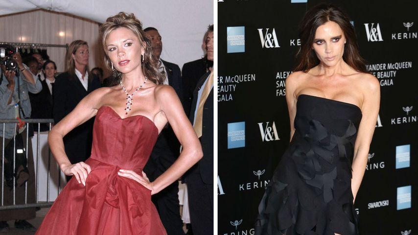 Vor 10 Jahren! Victoria Beckhams unglaubliche Verwandlung