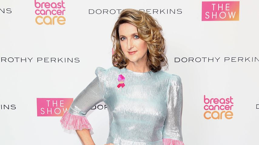 Victoria Derbyshire im Oktober 2018 in London