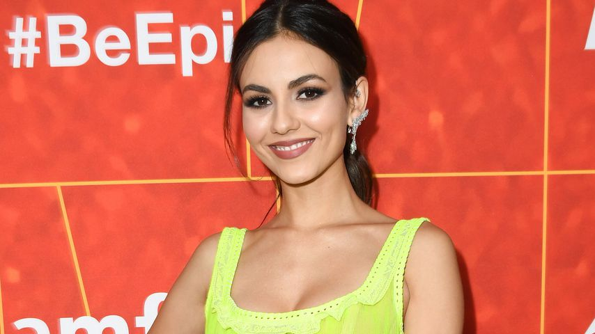 Liebelei am Set: Victoria Justice datet Reeve Carney!